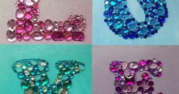 הופכת אבנים - עבודת יצירה עם אבנים צבעוניות