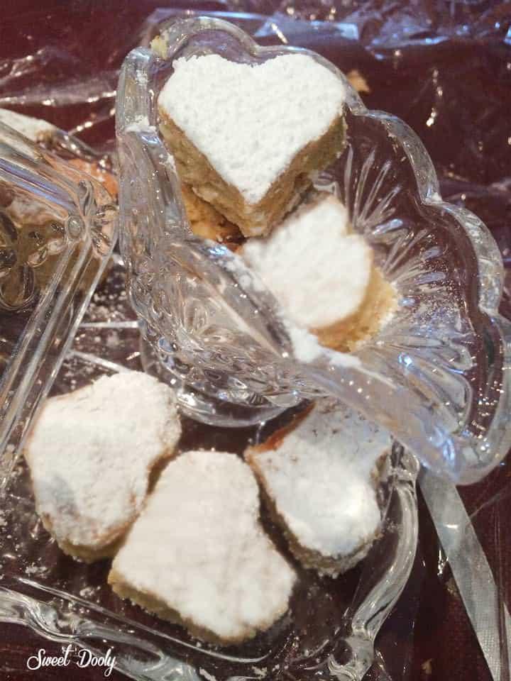 מתכון לעוגיות דבש נימוחות אחרי הצום