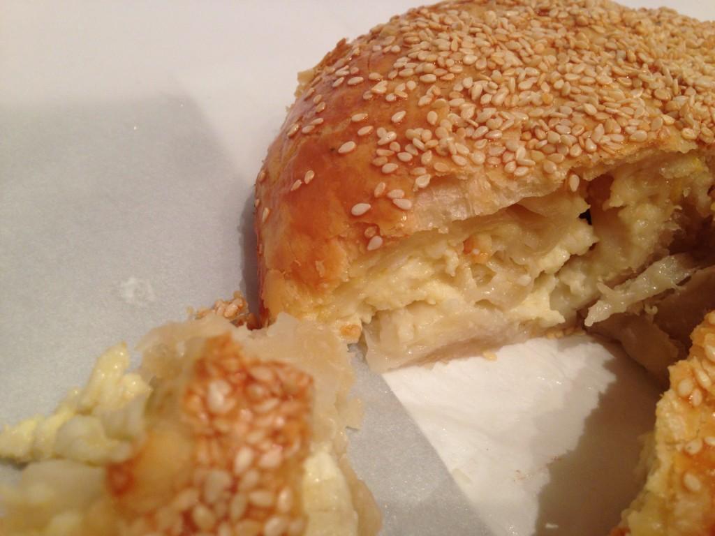 מתכון לשבלולים עם עלי מנגולד ושבלולים עם גבינה