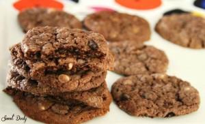 מתכון לעוגיות שוקולד צ'יפס טעימות ורכות שמכינים ממש במהירות