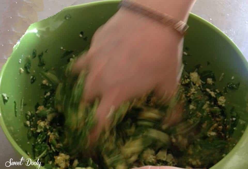 קציצות טופו עם ירקות