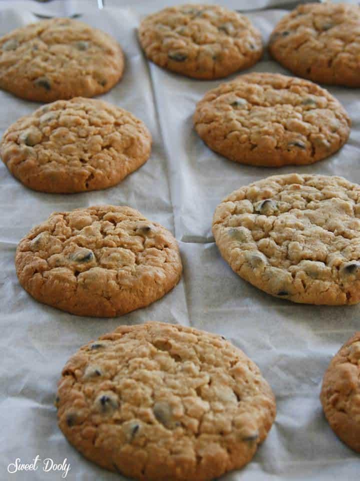 עוגיות חמאת בוטנים מהגיהנום