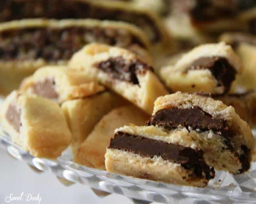 עוגיות ים של שוקולד