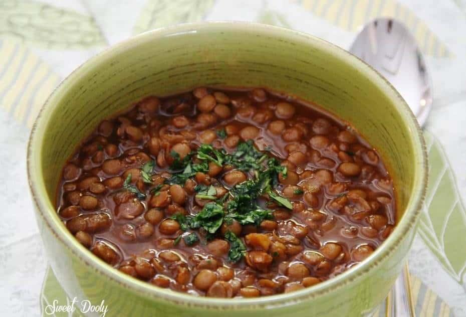 מרק עדשים - לינְטֶזָ'ה - מתכון מנצח למרק עדשים