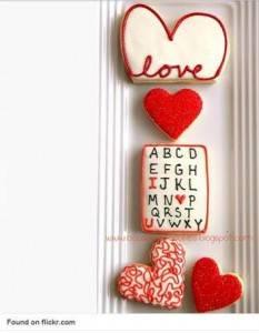 במיוחד ליום האהבה - רעיונות לאכול אותם
