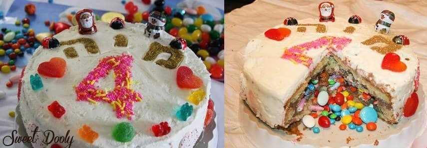 מתכון לעוגת פיניאטה - העוגה שהתחפשה