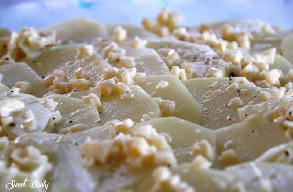 פשטידת תפוחי אדמה חלבית