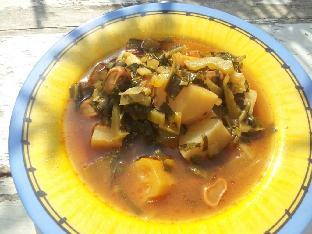 מרק מחלתה מרק תוניסאי/טריפוליטאי מסורתי