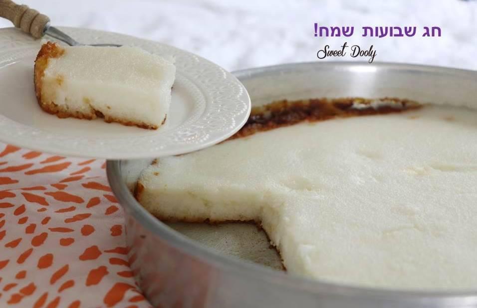 סוטלץ' קינוח אורז עם חלב