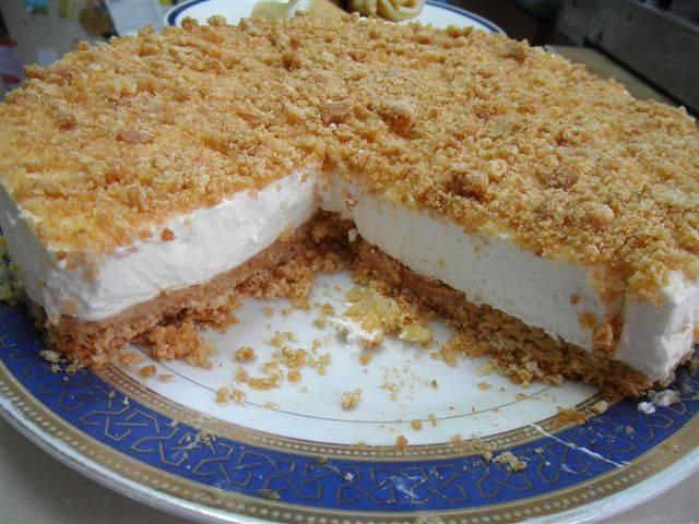 עוגת פירורים ליהי
