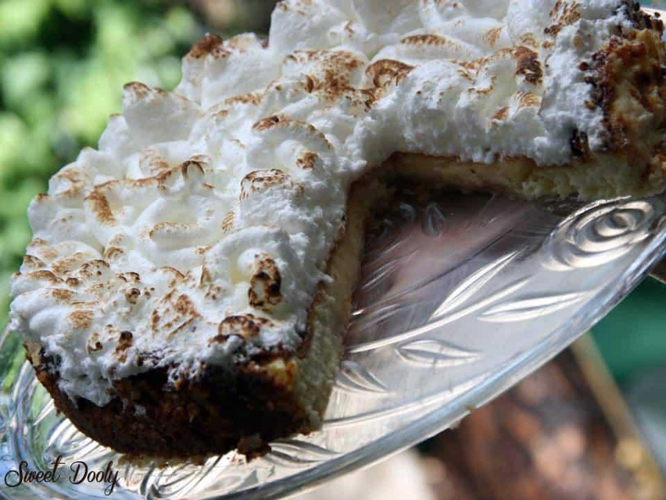 עוגת הגבינה של סבתא שושנה