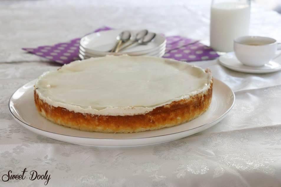 עוגת גבינה גן עדן