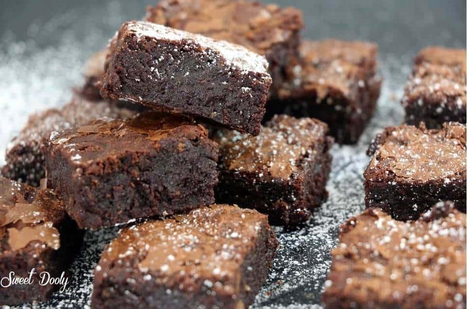 מתכון לבראוניז שוקולד לא חוקי