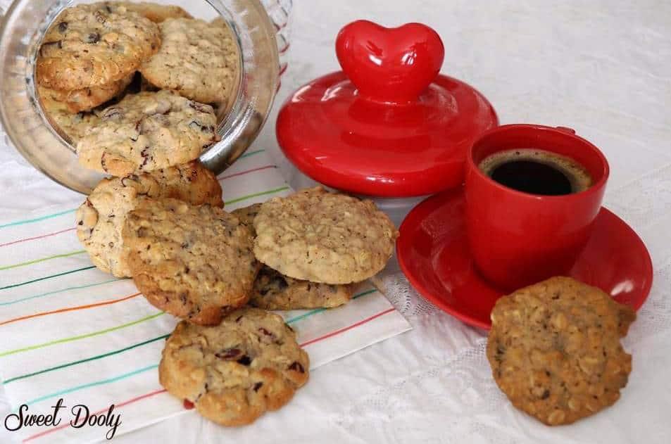 עוגיות שיבולת שועל3