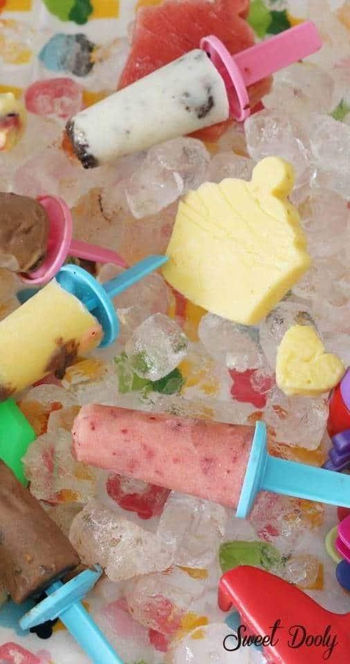 מתכוני קיץ עם ילדים