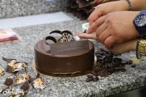 עוגת שוקולד מיקי שמו