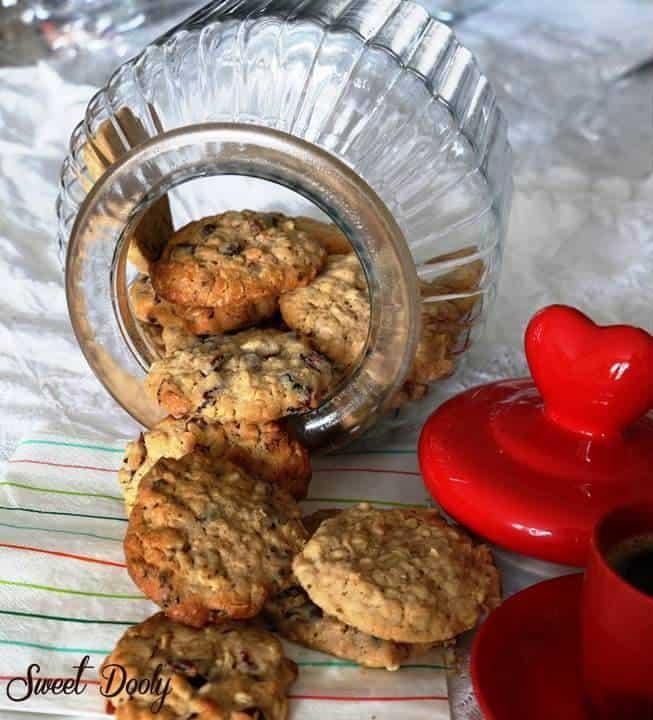 עוגיות שיבולת שועל2