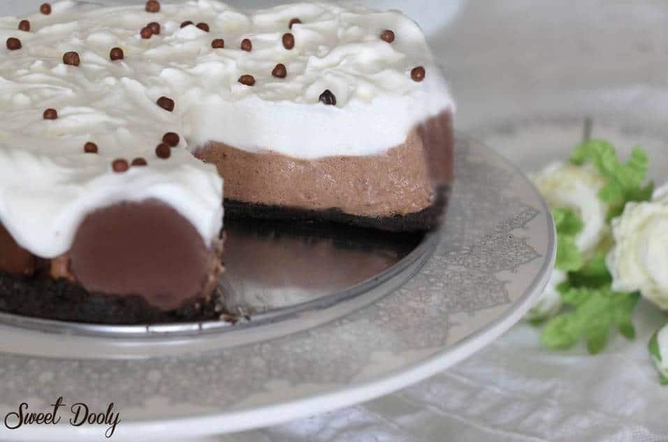 עוגת מוס שוקולד4