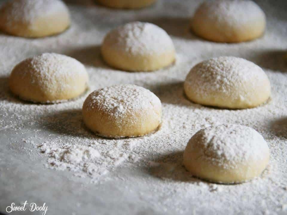 עוגיות חמאה שבדיות