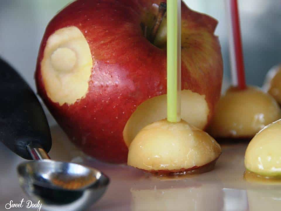 תפוח בטופי לראש השנה
