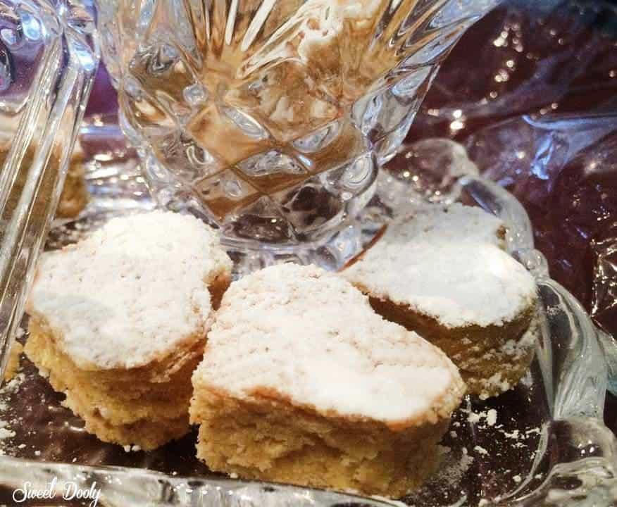 עוגיות דבש אחרי הצום