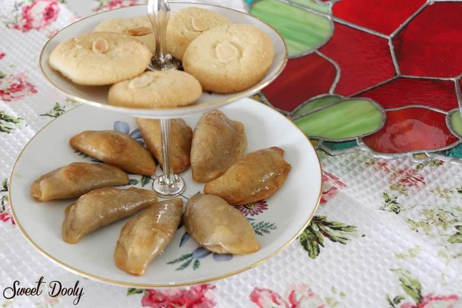עוגיות שקדים חלומיות שנעלמות במהירות