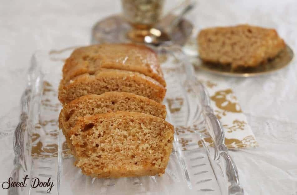 עוגת דבש טבעונית5