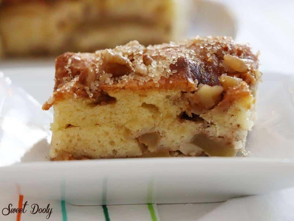 עוגת תפוחים בחושה3