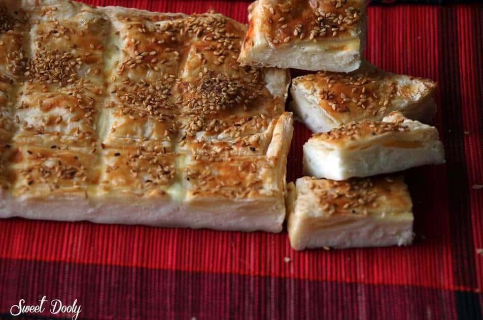 בורקס גבינה לעצלנים