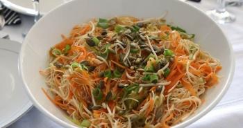 chaines salat