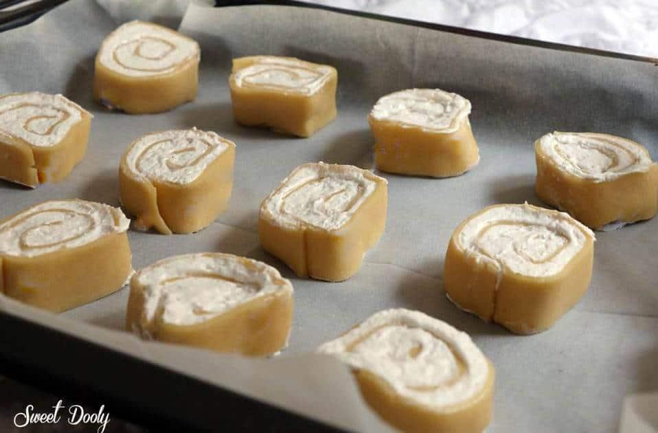 עוגיות שושנים נוסטלגיות במגוון מילויים