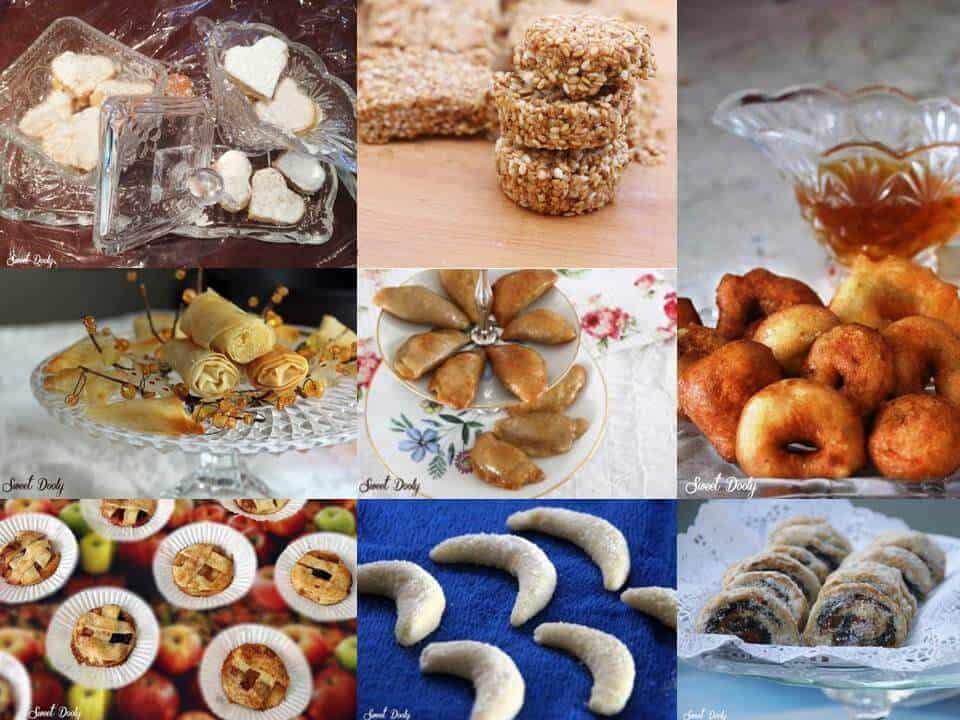 מבחר מתכונים לעוגיות לשבירת הצום