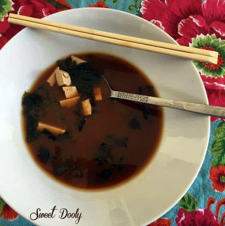 איך מכינים מרק מיסו יפני