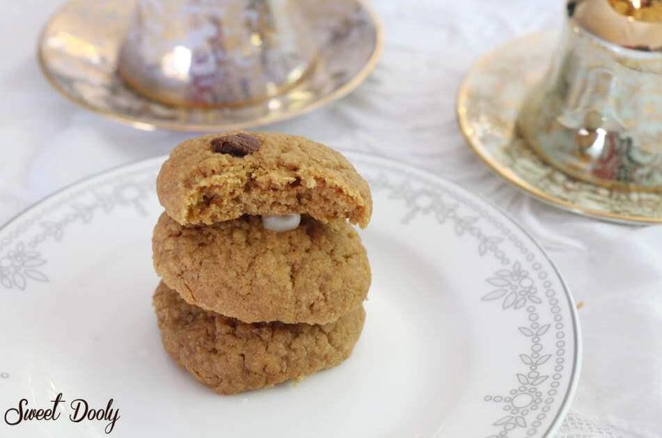 עוגיות חמאה משלושה מצרכים