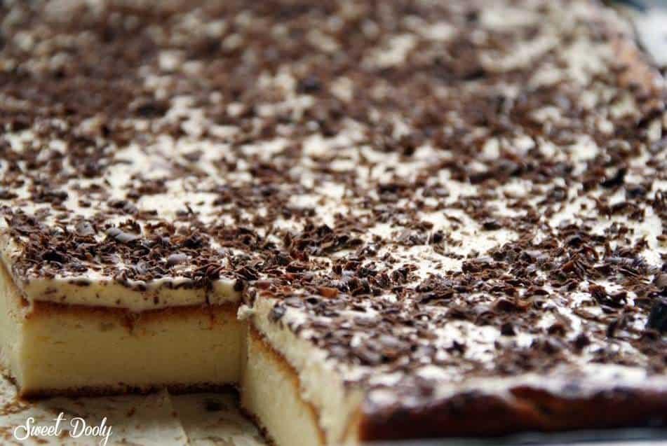 עוגת גבינה אפויה של סבתא גלילה