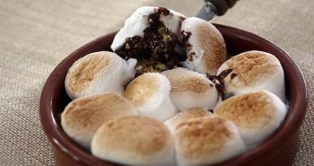 עוגיות סמורס עוגיות פתי בר שוקולד ומרשמלו