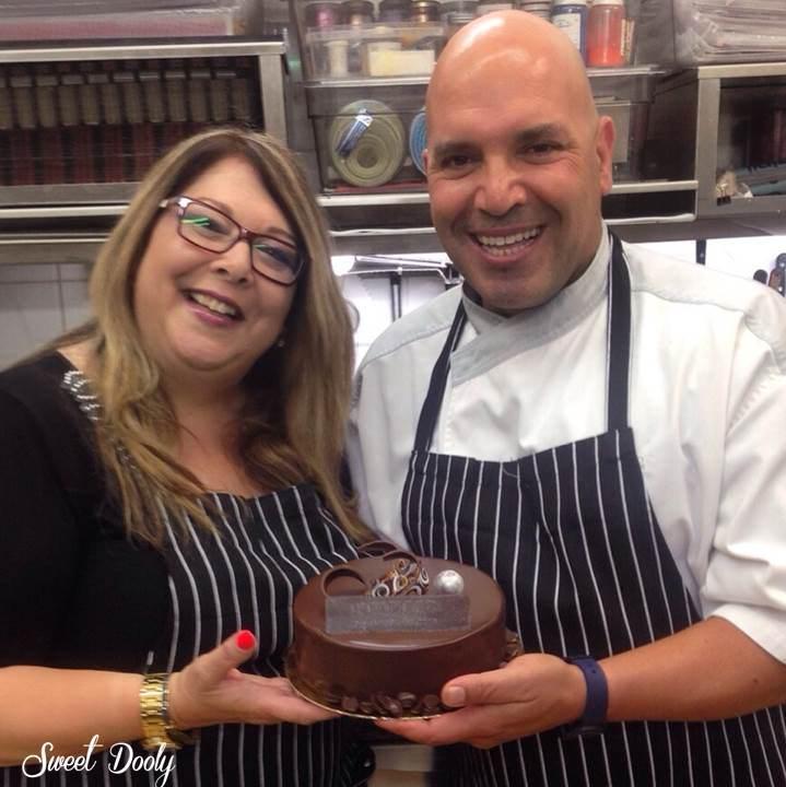 מתכון לעוגת שוקולד של מיקי שמו