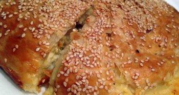 מתכון לבורקס גבינה שבלול ממולא בגבינות
