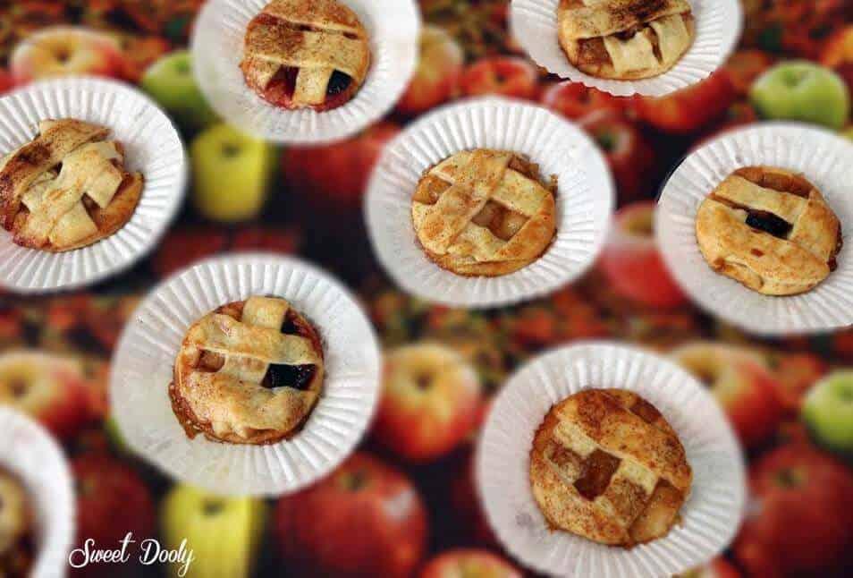 עוגיות פאי תפוחי עץ מופלאות
