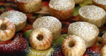 מאפינס עם רסק תפוחים לילדים