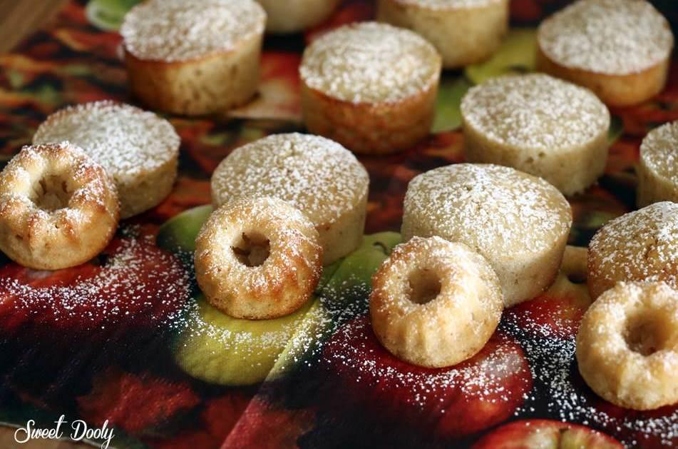 מתכון למאפינס תפוחים לילדים קטנים