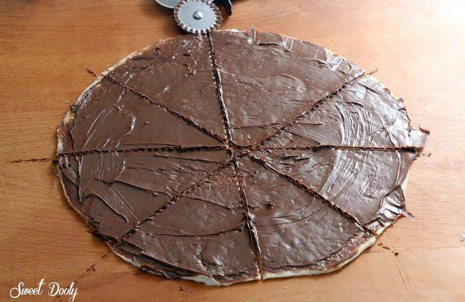 מתכון לרוגלך שוקולד פריך