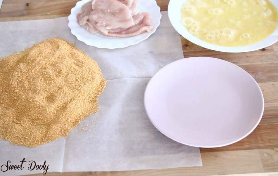 מתכון לשניצל אפוי בתנור עסיסי ופריך
