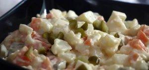 סלט תפוחי אדמה מתכון קל נהדר וטעים!