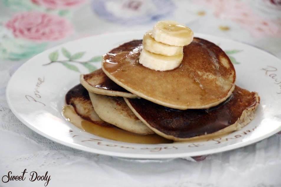 מתכון לפנקייק בננות כשר לפסח טעים וקל הכנה