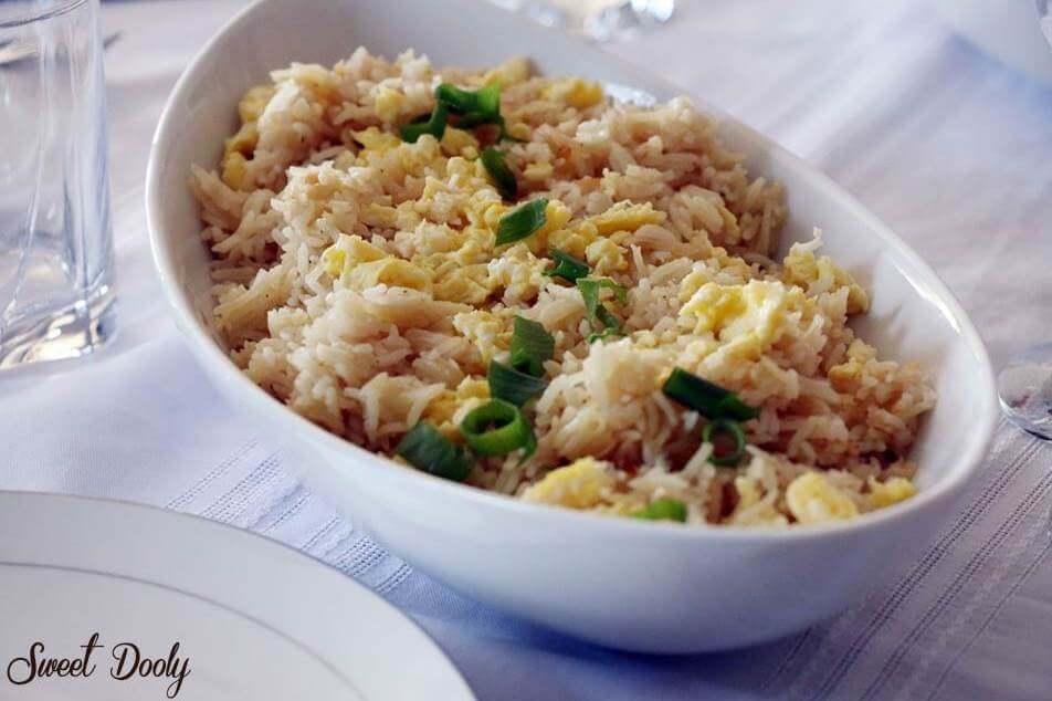 אורז עם ביצים התוספת הכי טעימה שיש