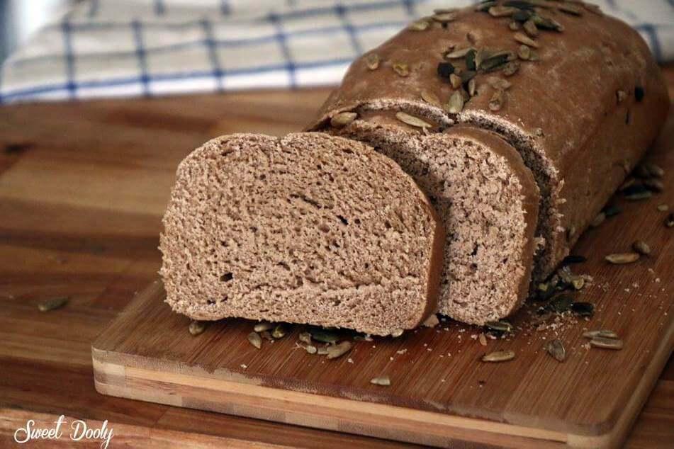 איך מכינים לחם כוסמין מלא בבית