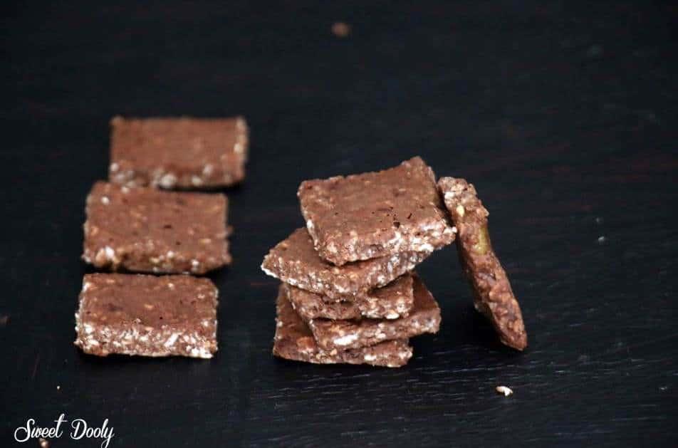 עוגיות שיבולת שועל בריאות משלושה מצרכים בלבד