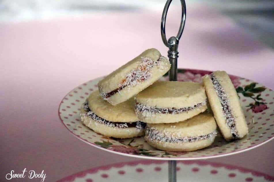 אלפחורס מתכון מנצח לעוגיות עם ריבת חלב
