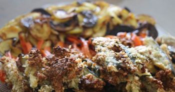 אנטיפטסי בתנור מתכון מנצח לירקות פריכים ואפויים